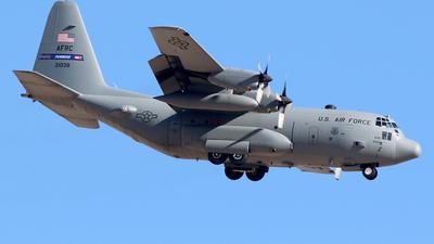 93-1038 - Lockheed C-130H Hercules - United States - US Air Force (USAF)