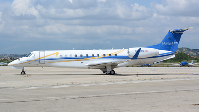 OE-IRK - Embraer ERJ-135BJ Legacy 600 - Avcon Jet