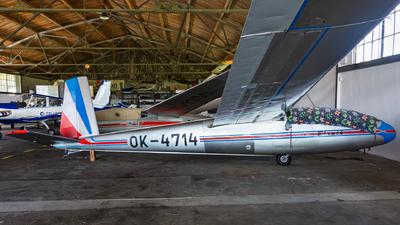 OK-4714 - Let L-13 Blanik - Aero Club - Tabor