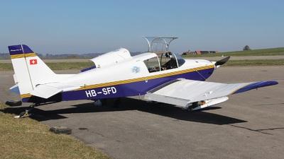 HB-SFD - Jodel D140C Mousquetaire III - Private