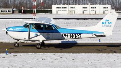 PH-WVO - Cessna 172P Skyhawk II - KLM Aeroclub