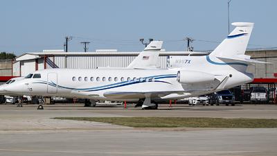 N957X - Dassault Falcon 7X - Private