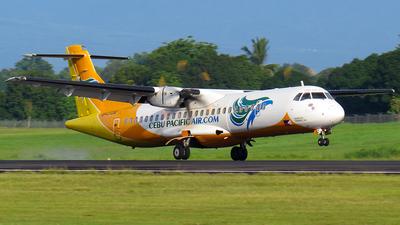 RP-C7252 - ATR 72-212A(500) - Cebu Pacific Air