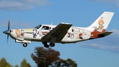 JA3978 - Piper PA-46-310P Malibu - Private