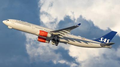 LN-RKO - Airbus A330-343 - Scandinavian Airlines (SAS)