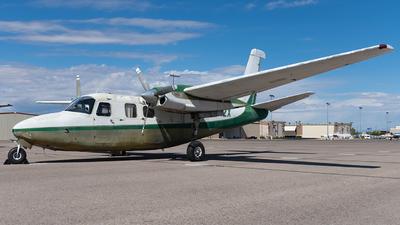 N6212X - Aero Commander 500B - Private