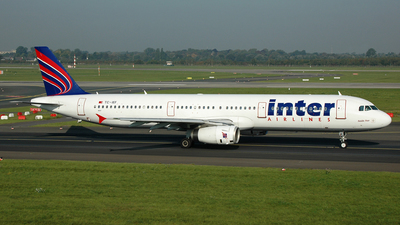 TC-IEF - Airbus A321-231 - Inter Airlines