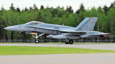 188791 - McDonnell Douglas CF-188 Hornet - Canada - Royal Canadian Air Force (RCAF)