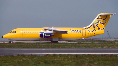 G-UKAC - British Aerospace BAe 146-300 - Buzz