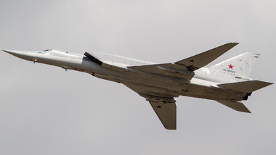 RF-95955 - Tupolev Tu-22M3 Backfire - Russia - Air Force