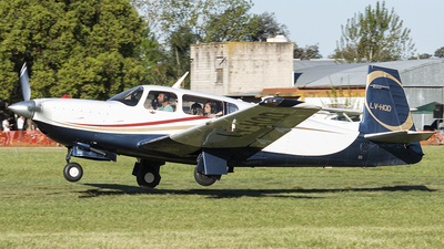 LV-HQD - Mooney M20R Ovation - Private