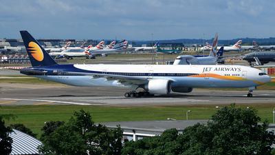 VT-JEE - Boeing 777-35RER - Jet Airways