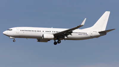 A picture of OMFEX - Boeing 7378Q8 - AirExplore - © Domi Einert