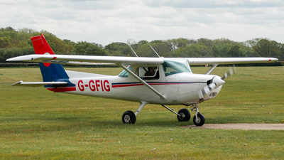 G-GFIG - Cessna 152 - Private