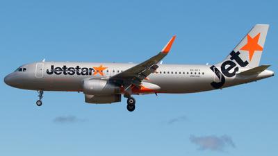 VH-VFY - Airbus A320-232 - Jetstar Airways