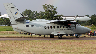 FAH-323 - Let L-410 Turbolet - Honduras - Air Force