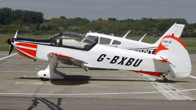 G-BXBU - Mudry CAP-10B - Private