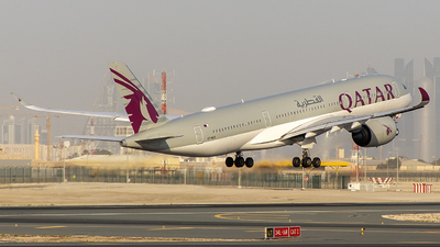 A7-ALS - Airbus A350-941 - Qatar Airways