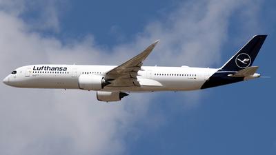A picture of DAIXK - Airbus A350941 - Lufthansa - © Buzu