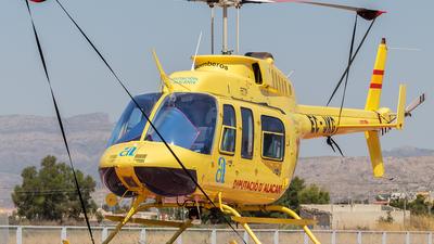 A picture of ECJKG - Bell 206L4 - [52068] - © David Tobarra