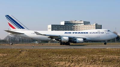 F-GIUB - Boeing 747-428ERF - Air France Cargo