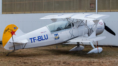 TF-BLU - Pitts M12 - Private