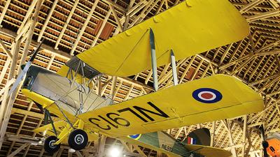 OY-BAK - De Havilland DH-82A Tiger Moth - Private