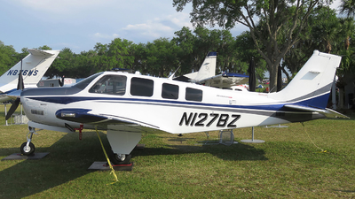 N127BZ - Beechcraft G36 Bonanza - Textron Aviation