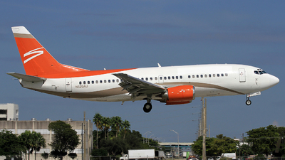 N529AU - Boeing 737-3B7 - Choice Aire (Swift Air)