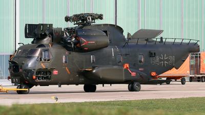 84-31 - Sikorsky CH-53G - Germany - Army