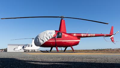 VH-WDB - Robinson R44 Raven - Private