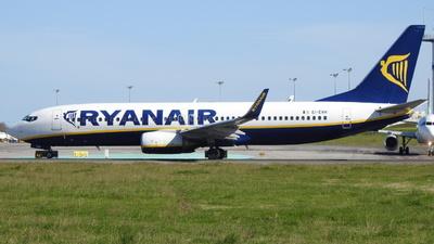 EI-EVH - Boeing 737-8AS - Ryanair