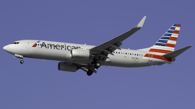 A picture of N971NN - Boeing 737823 - American Airlines - © Andrew Seong