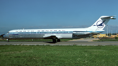N768NC - McDonnell Douglas DC-9-51 - North Central Airlines