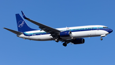 N277EA - Boeing 737-8CX - iAero Airways