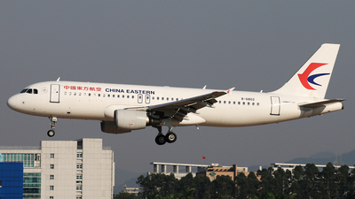 B-6802 - Airbus A320-214 - China Eastern Airlines