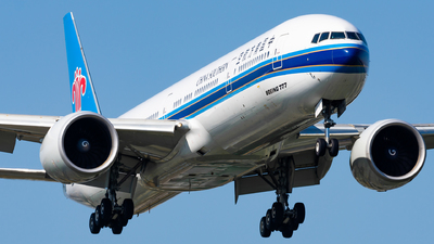 A picture of B7185 - Boeing 77731B(ER) - China Southern Airlines - © TPS00