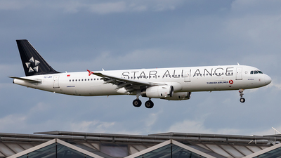 A picture of TCJRY - Airbus A321231 - Turkish Airlines - © Markus Altmann