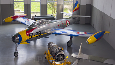 MM51-11049 - Republic F-84G Thunderjet - Italy - Air Force