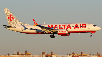 A picture of 9HVUE - Boeing 737 MAX 8200 - Malta Air - © AviaStar Photography