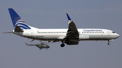 A picture of HP1526CMP - Boeing 7378V3 - Copa Airlines - © Juan Manuel Temoche - SPJC Spotter