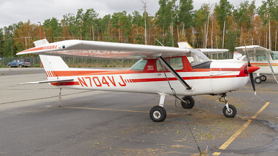N704VJ - Cessna 150M - Private