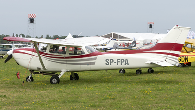 SP-FPA - Reims-Cessna FR172J Reims Rocket - Private