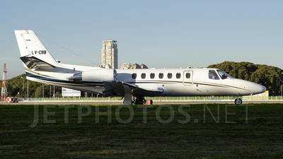 A picture of LVCBB - Cessna 560 Citation Encore - [5600697] - © Jose Luis Ghezzi