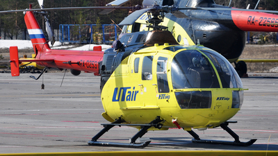 RA-02531 - MBB Bo105C - UTair Aviation