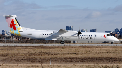 C-FRZC - Bombardier Dash 8-Q402 - Island Air