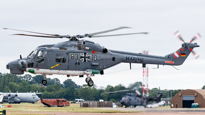 83-10 - Westland Super Lynx Mk.88A - Germany - Navy