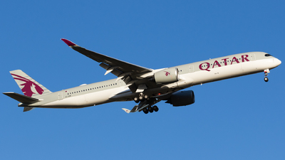 A7-ANM - Airbus A350-1041 - Qatar Airways
