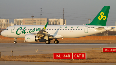 B-30CM - Airbus A320-251N - Spring Airlines