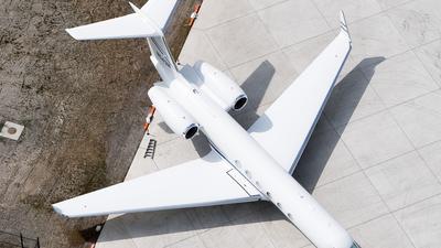 N543H - Gulfstream G-V - GC Air